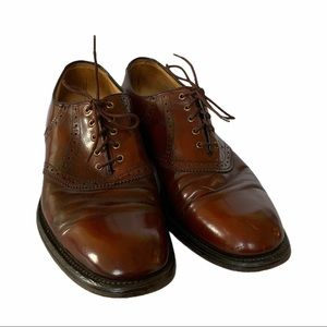 Hanover Men's Oxford Lace Up Shoes Size 11 C R